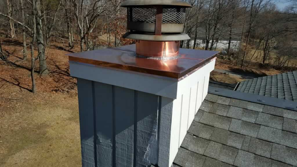 Gallery Copper Flashing Flying Colors Roofing Llc